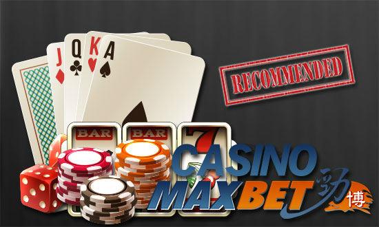 agen casino maxbet terbaik