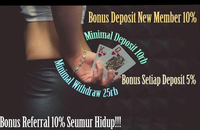 bonus member baru judi online